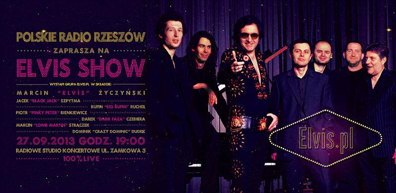 Król rock'n'rolla ELVIS.pl