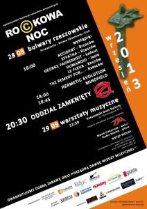 28-29 września Rockowa Noc