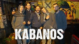 Kabanos, koncert Pod Palmą