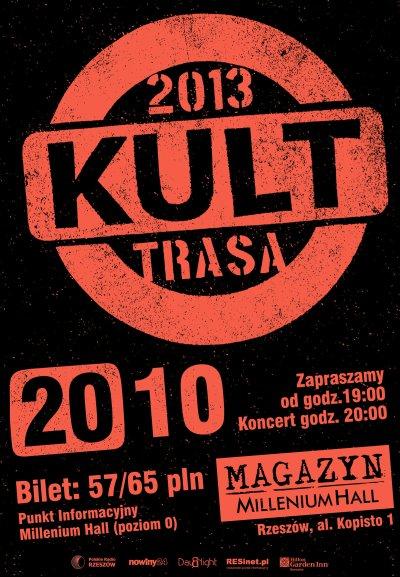 20 października Pomarańczowa trasa 2013 Kult