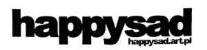 happysad - logo