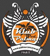 Logo klubu Pod Palmą w Rzeszowie