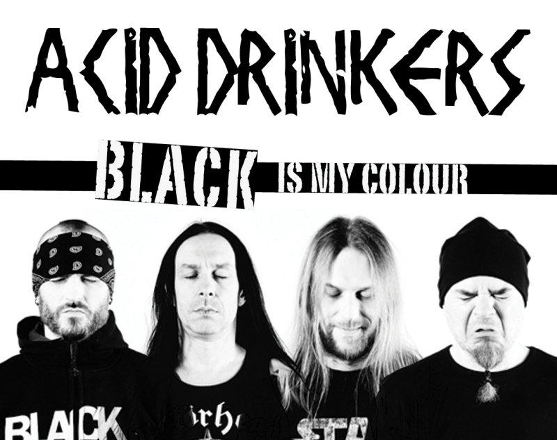 Acid Drinkers Palma Rzeszów