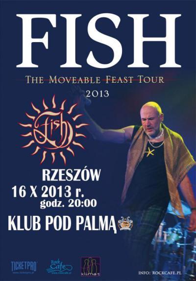 Fish Pod Palmą, koncert w Rzeszowie