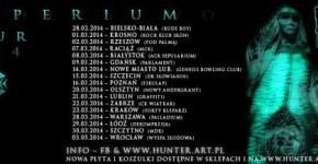 Hunter Imperium tour