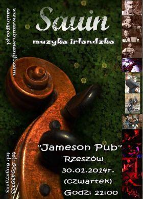 sauin-koncert-rzeszow-jameson-pub
