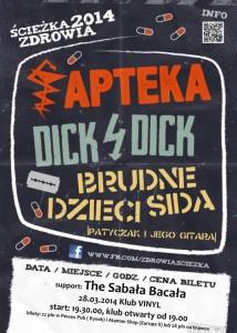Koncert zespołu Apteka Rzeszów