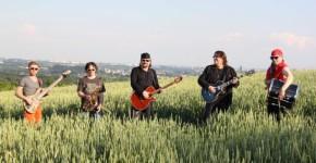 Koncert zespołu Dwie Korony w Radio Rzeszow