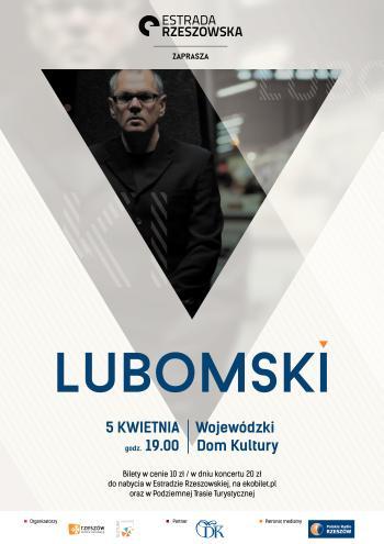 Mariusz Lubomski w WDK Rzeszów