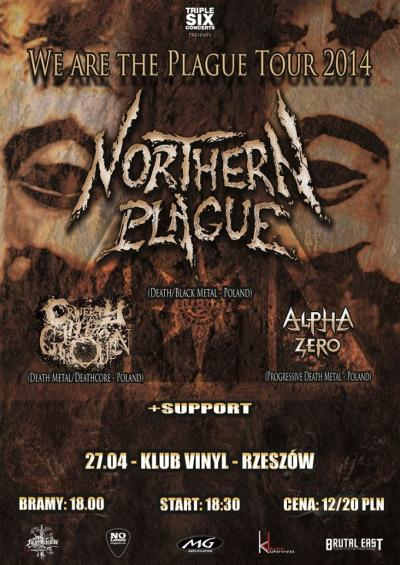 Northern Plague klub Vinyl