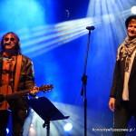 Formacja Plateau koncert narzeszowskim Rynku