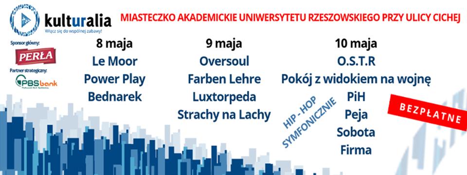 Kulturalia 2014 Uniwersytet Rzeszowski
