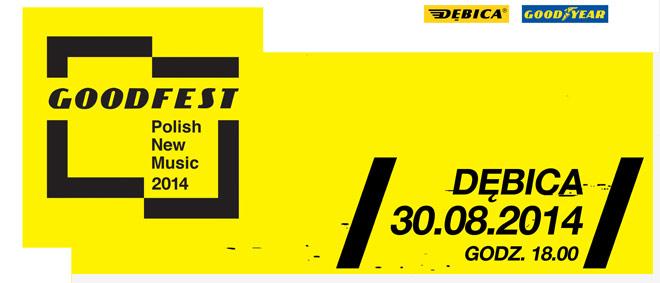 festiwal goodfest w dębicy - plakat