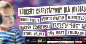 koncert charytatywny dla Mikołajka Pod Palmą