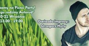 Grzegorz Hyży koncert w Rzeszowie 20 września 2014
