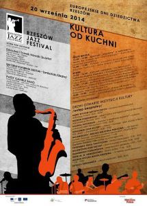 Kultura od kuchni - przedsmak Rzeszów Jazz Festiwal 2014