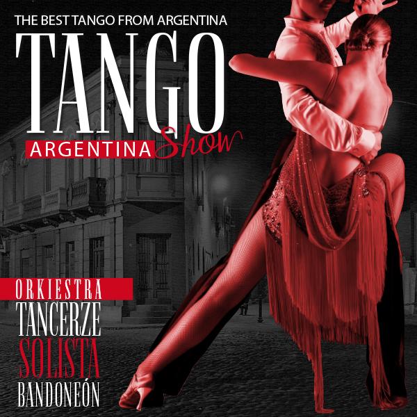 Argentina Tango Show w Rzeszowie Filharmonia Podkarpacka
