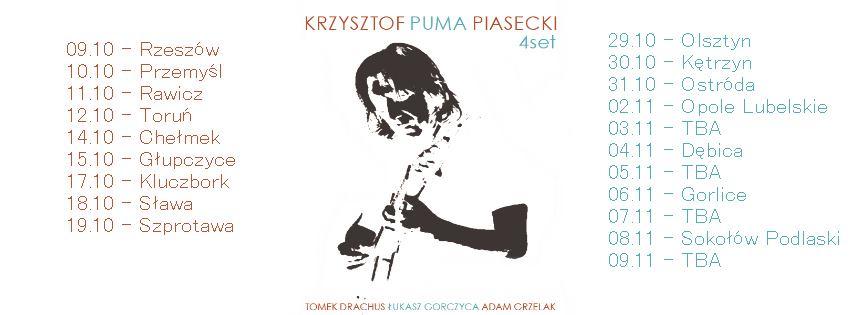 Krzysztof PUMA Piasecki wRzeszowie