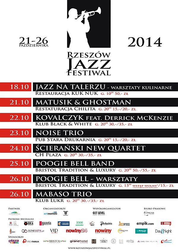 Rzeszów Jazz Festiwal 2014