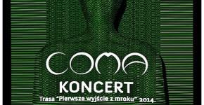 Koncert zespołu Coma, Rzeszów Pod Palmą