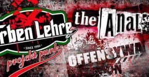 Koncert Farben Lehre i The Analogs