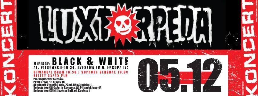 Luxtorpeda w klubie Black & White