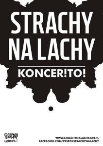 Koncert zespołu Strachy nalachy PodPalmą