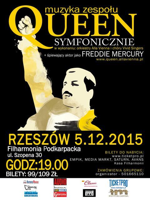 Queen Symfonicznie Rzeszów