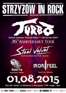 Koncert zespołu TURBO