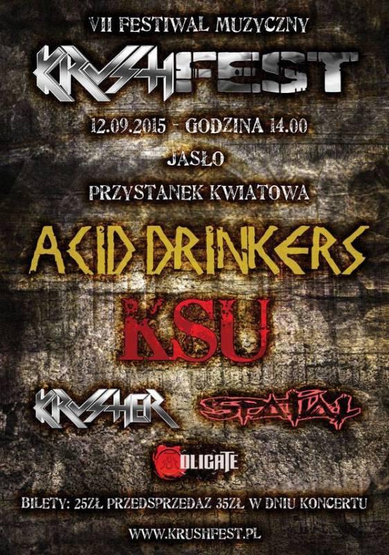Festiwal KRUSHFEST 2015