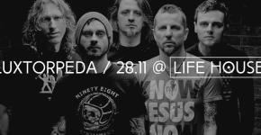 Luxtorpeda koncert Rzeszów Life_house