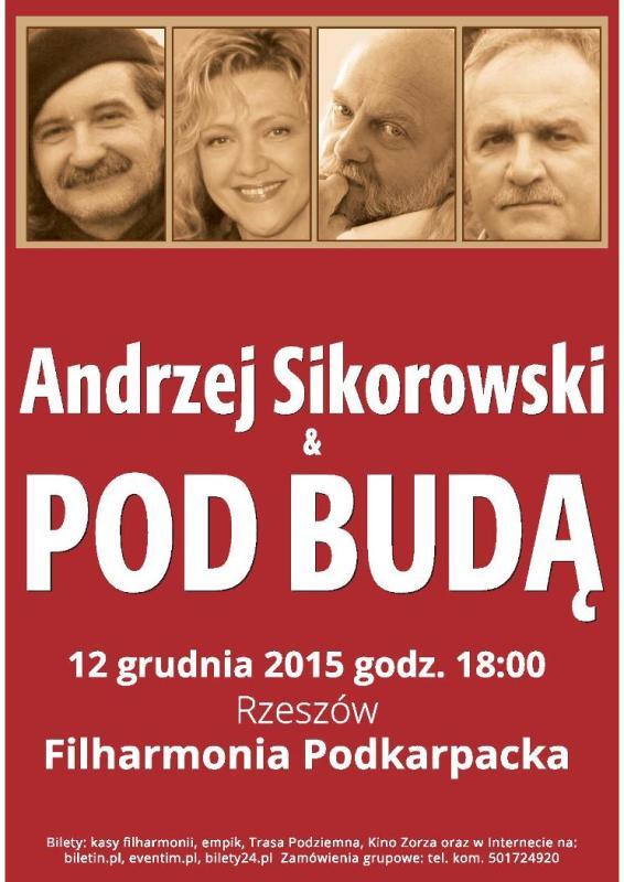 Koncert Pod Budą