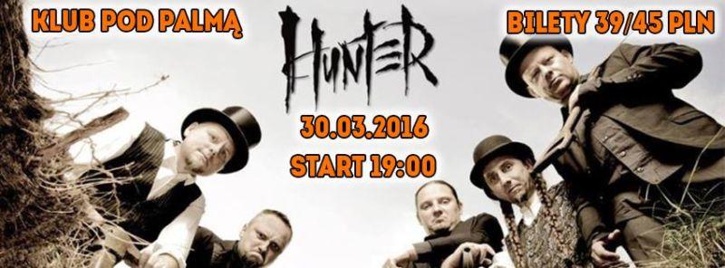 Koncert_Hunter - Pod_Palmą Rzeszów