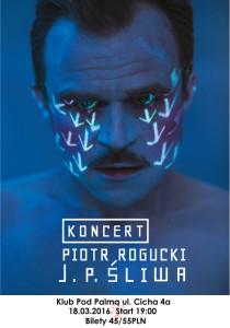 Piotr Rogucki Pod Palmą. Koncerty w Rzeszowie