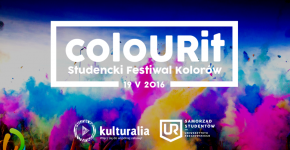 ColoURit Studencki Festiwal Kolorów Kulturalia 2016
