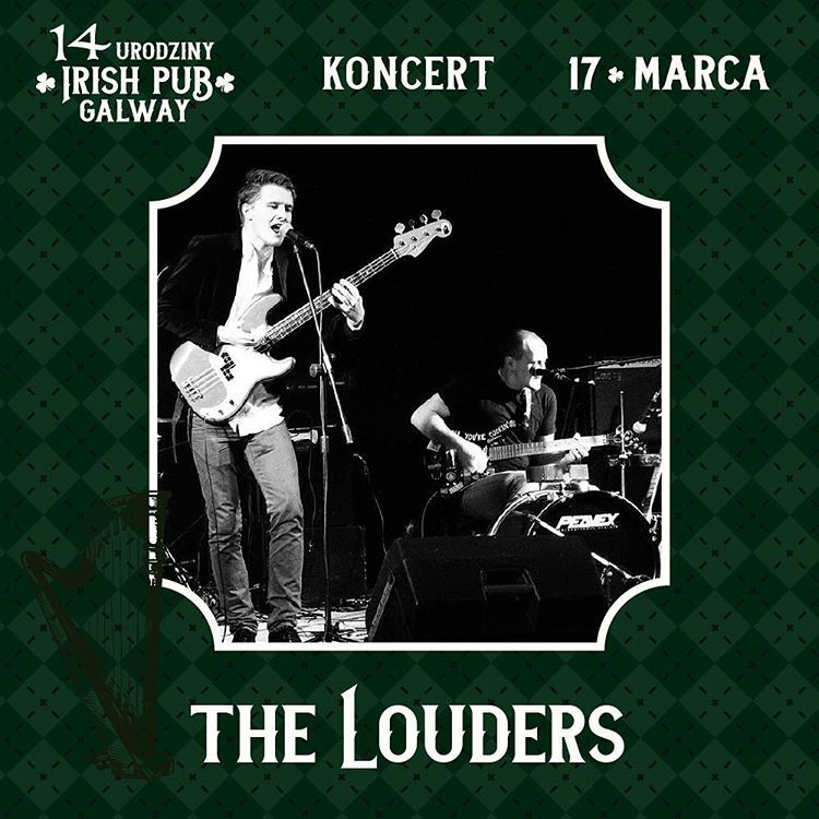 Koncert The Louders w Irish Pub