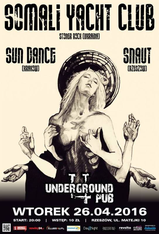 Snaut Sun_dance somali_yacht_club underground rzeszow