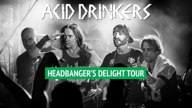Acid Drinkers Pod Palmą koncert_w_rzeszowie