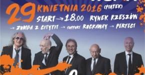 Koncert zespołu PERFECT w Rzeszowie