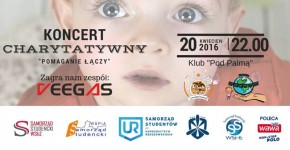 Pomaganie łączy Koncert Charytatywny