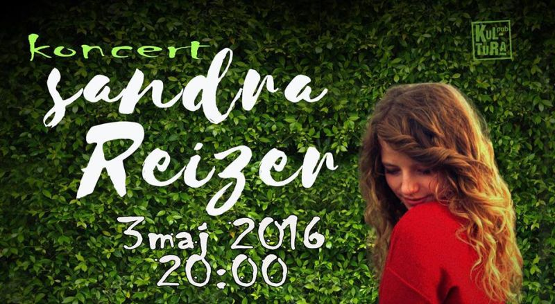 Sandra Reizer. Koncert w pubie Kultura