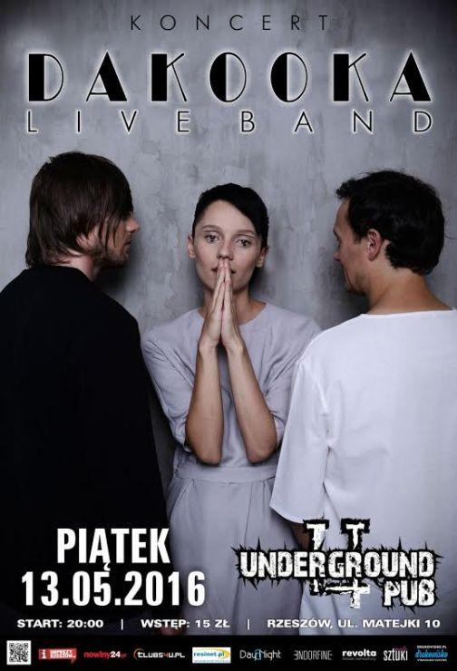 DaKooka Live Band