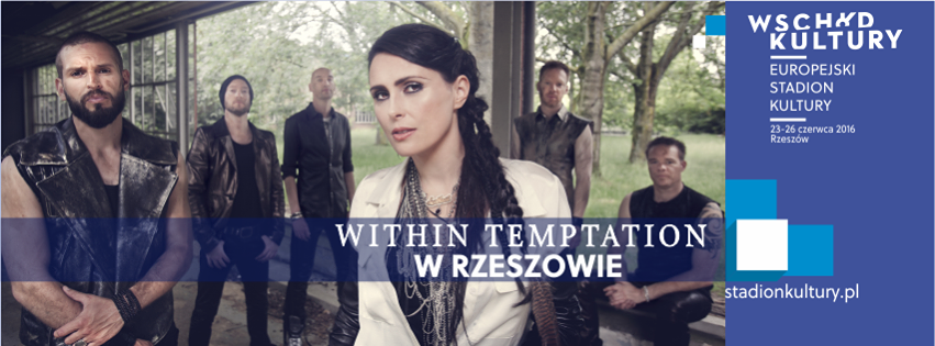 Within Temptation koncert w rzeszowie