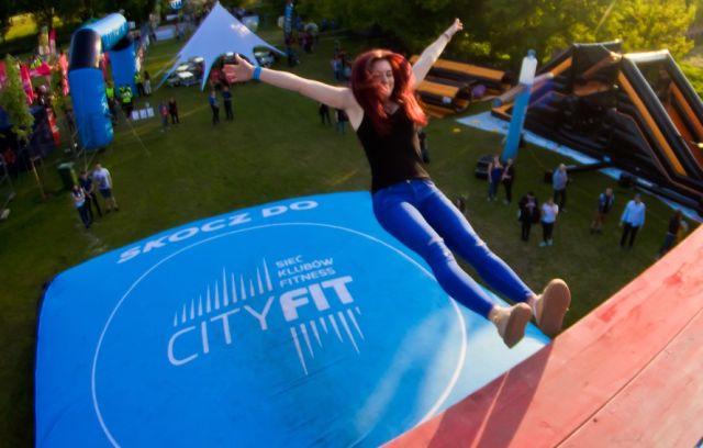 Koncert zespołu Shantel, 2gie urodziny CityFit