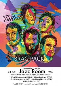 The Brag Pack koncert Rzeszow