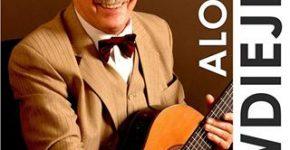 Alosza Awdiejew koncert w hotelu Bristol w Rzeszowie