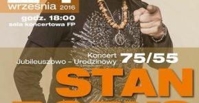Stan Borys koncert w Filharmonii Podkarpackiej