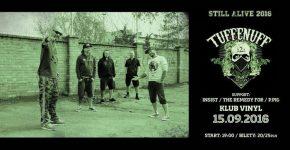 Koncert zespołu TUFF ENUFF w klubie Vinyl