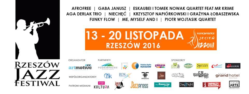 Rzeszow Jazz Festiwal 2016
