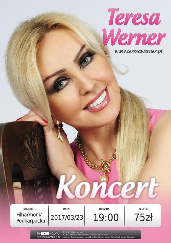 Koncert Teresy Werner w Rzeszowie